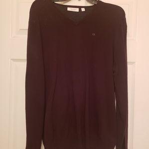 Calvin Klein mens sweater